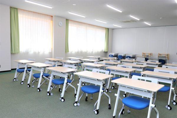 九里学園アクティブラーニング室