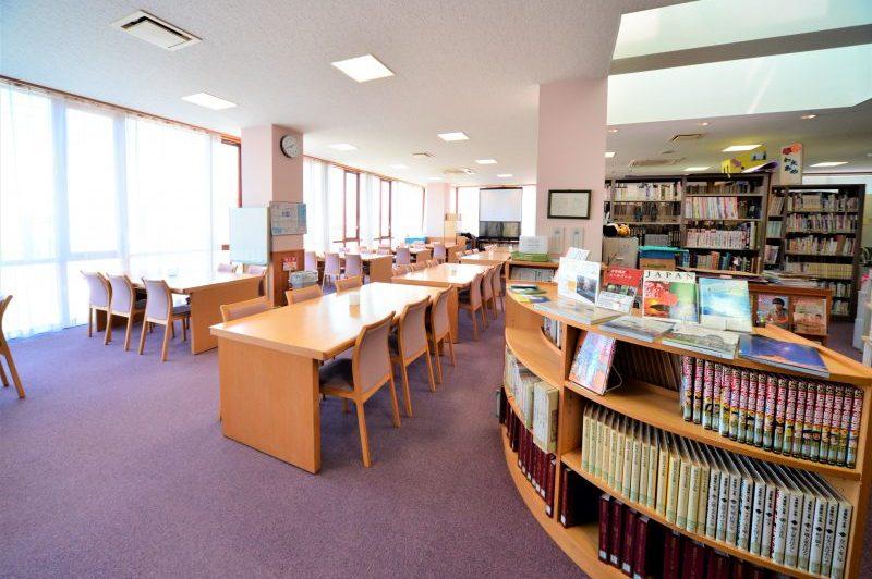 九里学園図書館