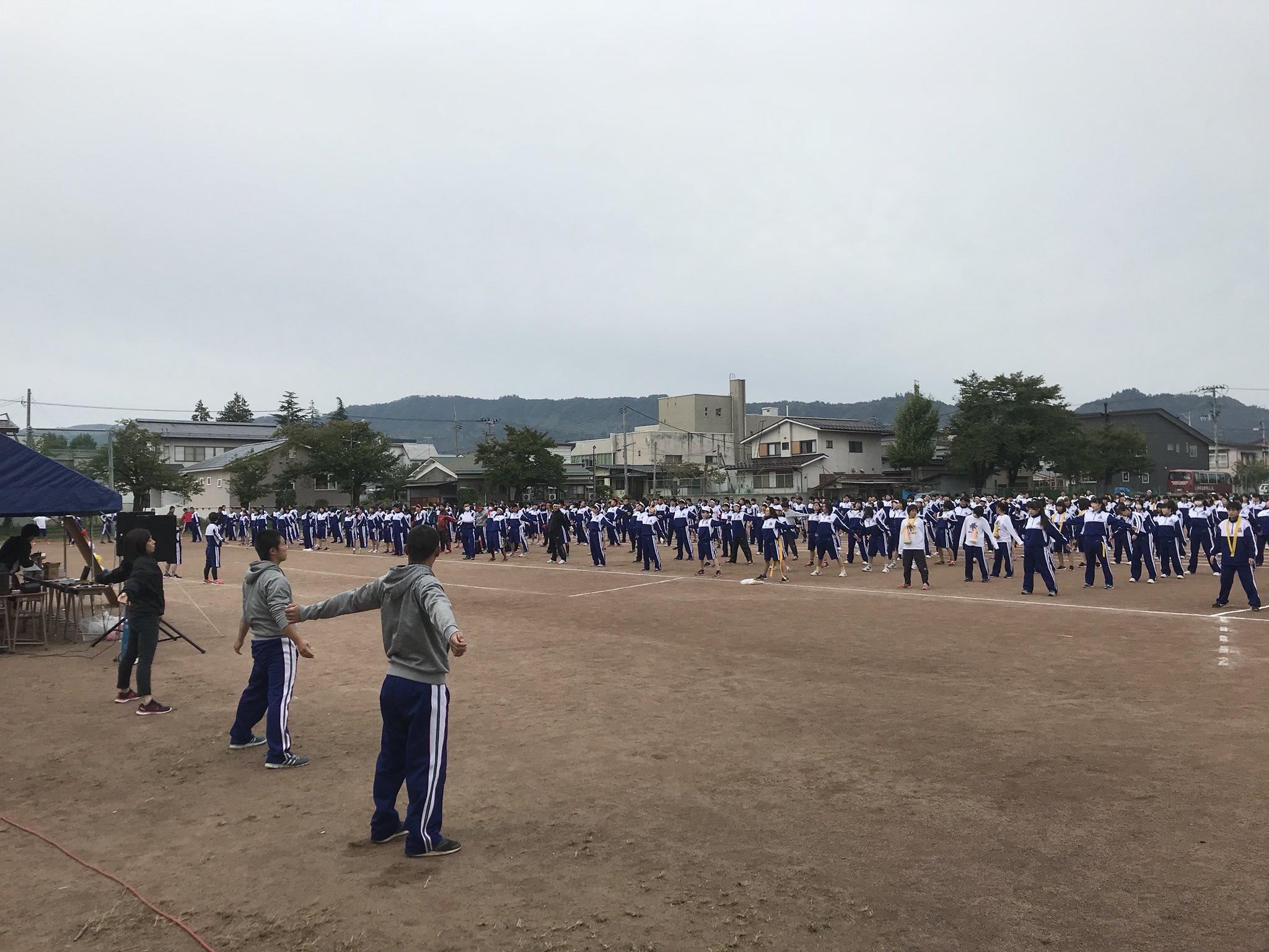 九里学園体育祭